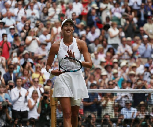 2017 Wimbledon: Garbine Muguruza breezes into final