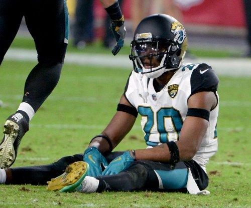Jacksonville Jaguars CB Jalen Ramsey limited in practice
