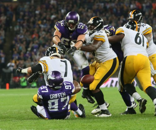 Minnesota Vikings DE Everson Griffen limited in practice