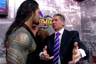 WWE Raw: Roman Reigns confronts Vince McMahon
