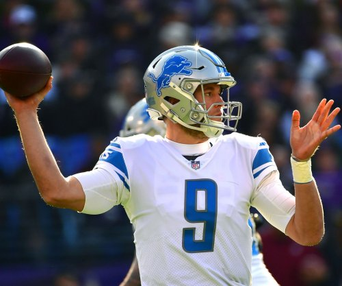Stafford to upcoming top overall pick: 'Be yourself'