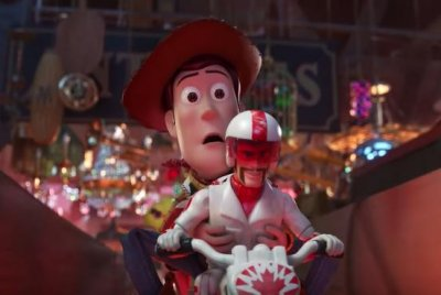 'Toy Story 4' introduces Keanu Reeves' character in new trailer