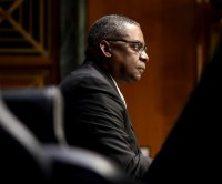 New chairman of Senate military panel backs Austin as defense secretary