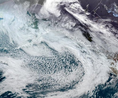 Another bomb cyclone brewing as part of West Coast storm train