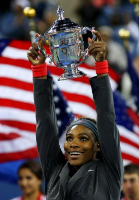 Serena Williams continues run as WTA No. 1-ranked player