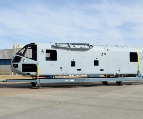 Spirit AeroSystems delivers fuselage for CH-53K demonstrator