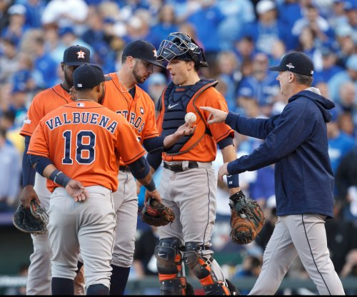 Bullpen lets Houston Astros down