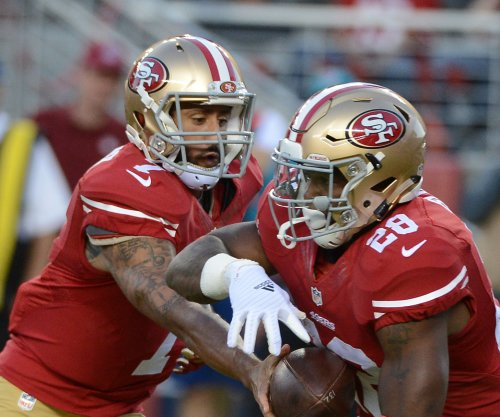 49ers' Carlos Hyde to sit out versus Rams