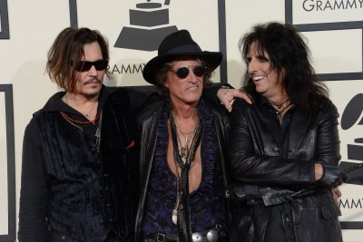 Guitarist Joe Perry collapses off stage in New York, taken to hospital