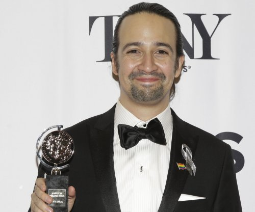 Lin-Manuel Miranda to tell Hamilton tale on 'Drunk History'