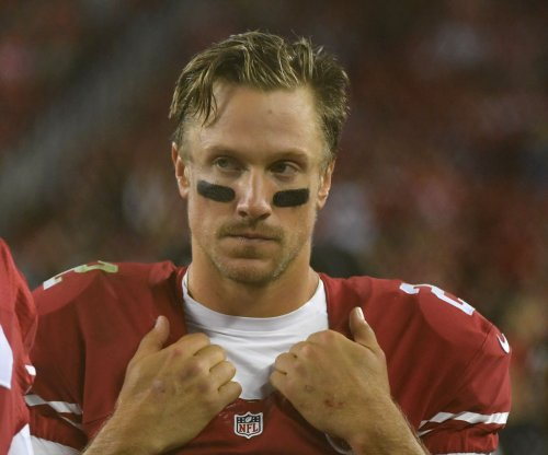 San Francisco 49ers' Blaine Gabbert faces big game vs. Dallas Cowboys
