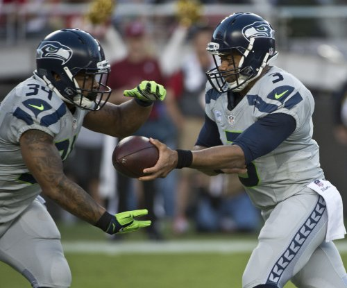 Seattle Seahawks still trying to get running game going