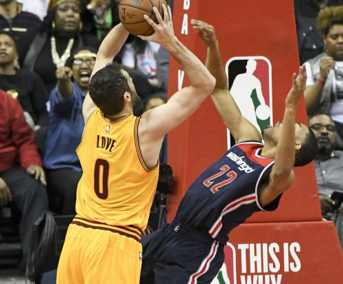 Kevin Love helps Cleveland Cavaliers end Washington Wizards' home win streak