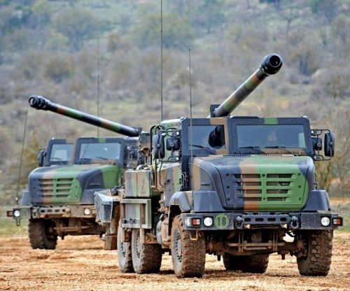 Nexter providing CAESAR howitzer systems to Indonesia