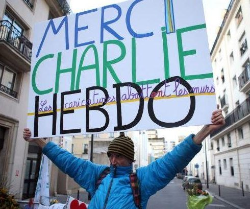 10 weapons arrests made in 2015 Charlie Hebdo attacks