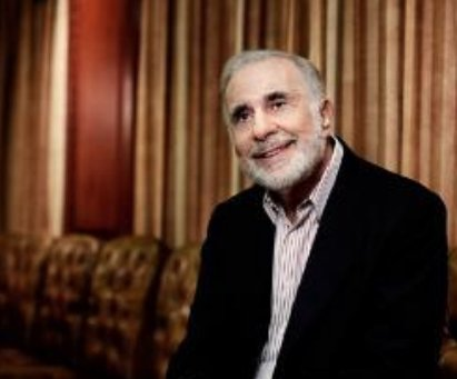 Icahn gives up title as Trump 'senior adviser'