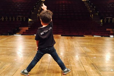 Lin-Manuel Miranda shares son's reaction to 'Hamilton'