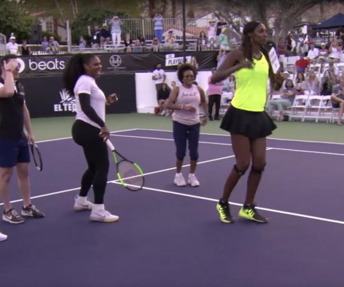 Serena Williams partakes in dance off, has new message for fans