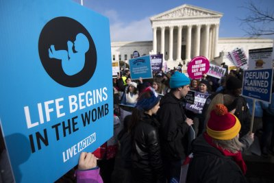 Georgia lawmakers put 'heartbeat' abortion bill on likely path to law