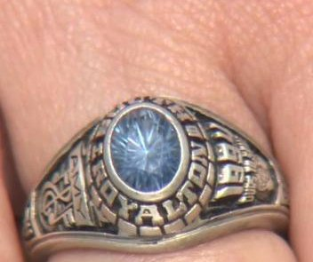 Metal detector hobbyist finds long-lost class ring in Vermont field