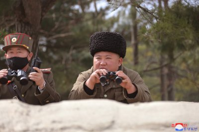 Report: North Korea sending security agents to crack down on rumors