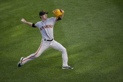 Giants shut out the Cubs