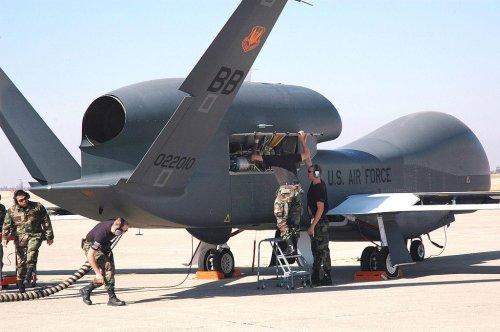 New Global Hawk support contract for Northrop Grumman