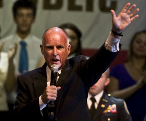 California Gov. Jerry Brown issus 104 pardons on Christmas Eve