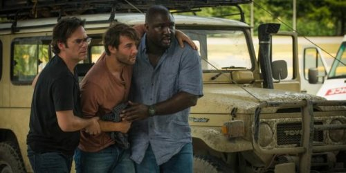 CBS orders a second season of 'Zoo' to air next summer