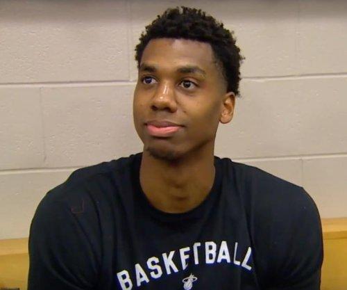 Miami Heat burn short-handed Philadelphia 76ers