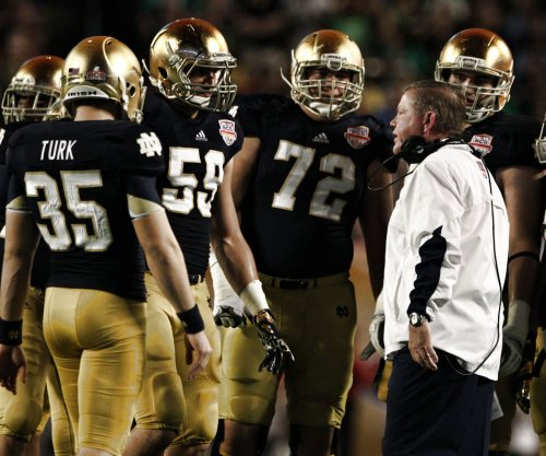 Notre Dame football: University to determine fate of four players