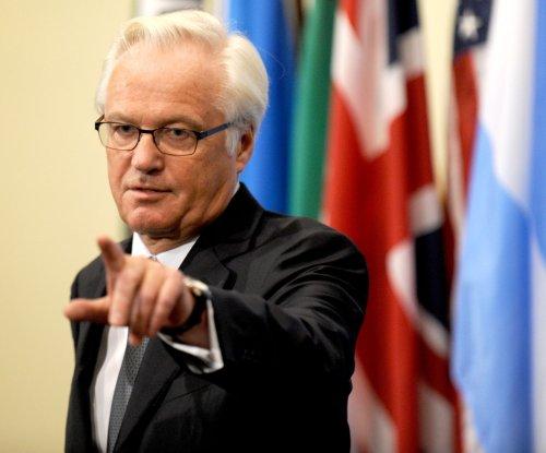 Russian ambassador to U.N. Vitaly Churkin dies at 64