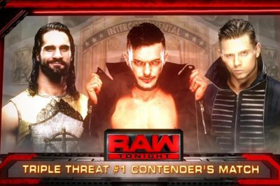 WWE Raw: Seth Rollins, Finn Balor, The Miz battle, Alexa Bliss shows off