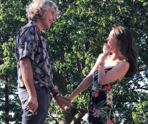 Eliza Dushku engaged to boyfriend Peter Palandjian