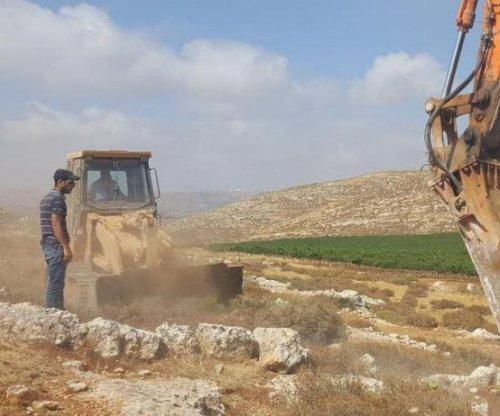 Building of new West Bank settlement begins