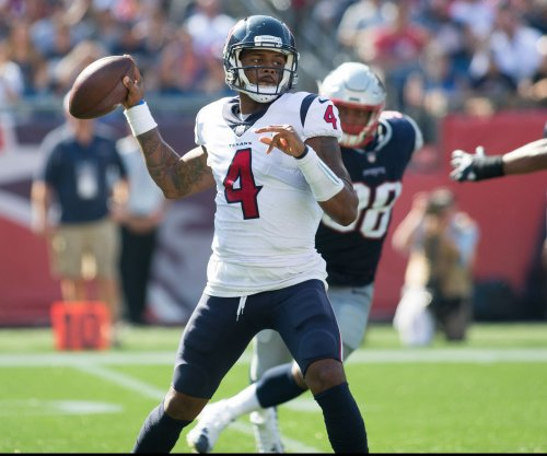 Deshaun Watson: Houston Texans' rookie proving to be quick study at QB