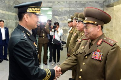Inter-Korea military talks to be held at Panmunjom