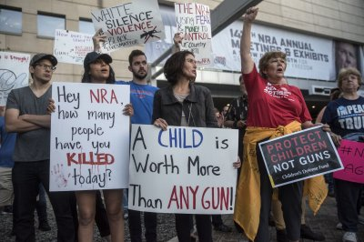 Gallup poll: 61 percent of Americans favor stricter gun laws