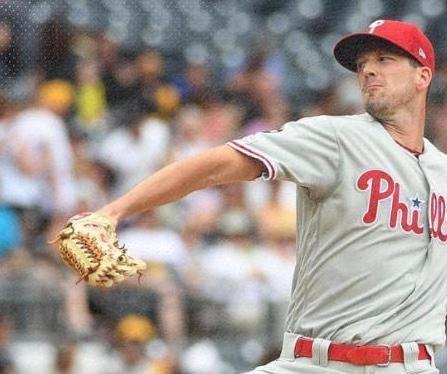 Veteran pitcher Drew Smyly spins gem in Phillies debut