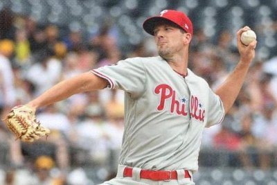 Veteran pitcher Drew Smyly spins gem in Phillies debut