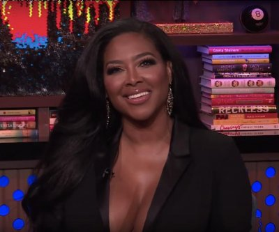 Kenya Moore says she's 'in a good place' with Marc Daly