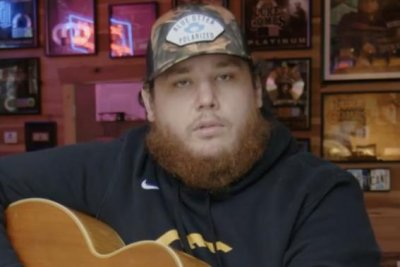 Luke Combs covers Chris Stapleton song for #DeepCutsChallenge