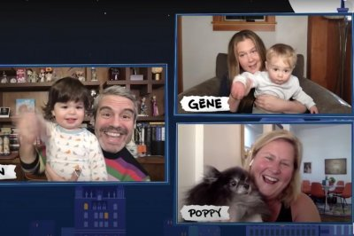 Amy Schumer, Andy Cohen's sons reunite virtually on 'WWHL'