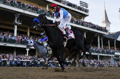 Medina Spirit's positive test confirmed as Derby disqualification looms