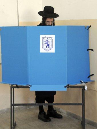Secular candidate ahead in Jerusalem