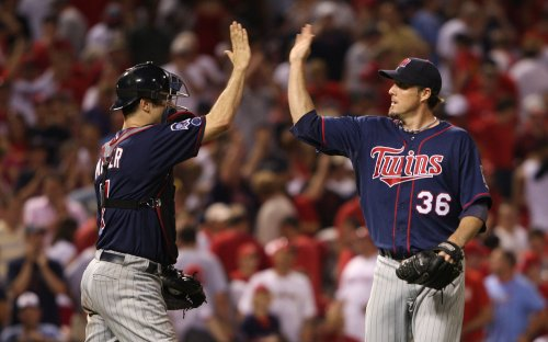 Mauer joins All-Star Home Run Derby