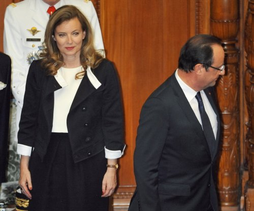 Jilted French 'first lady' now tells all in English