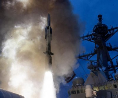 Modified SM-6 missile demos new capability