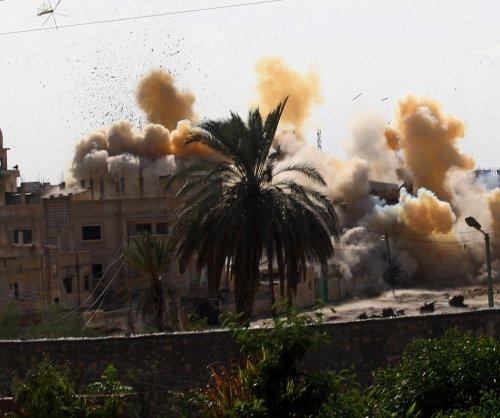 Militant shelling kills family of five in Egypt's Sinai Peninsula
