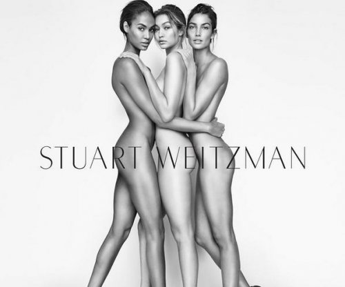 Gigi Hadid, Lily Aldridge, Joan Smalls go nude for ad campaign